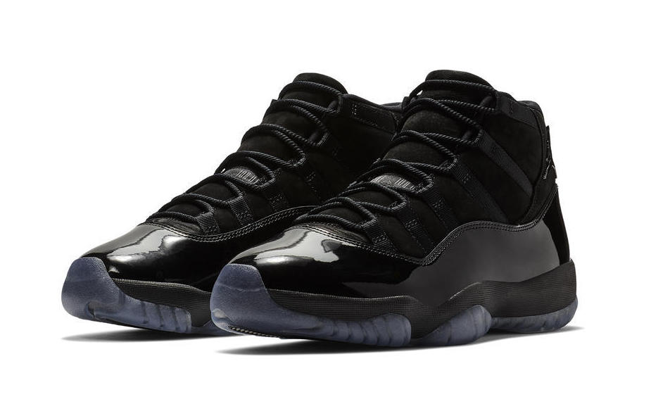 air jordan 11 triple black quotcap amp gownquot release info
