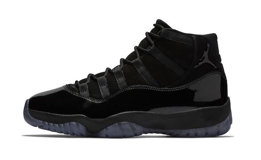 Air Jordan 11 Triple Black