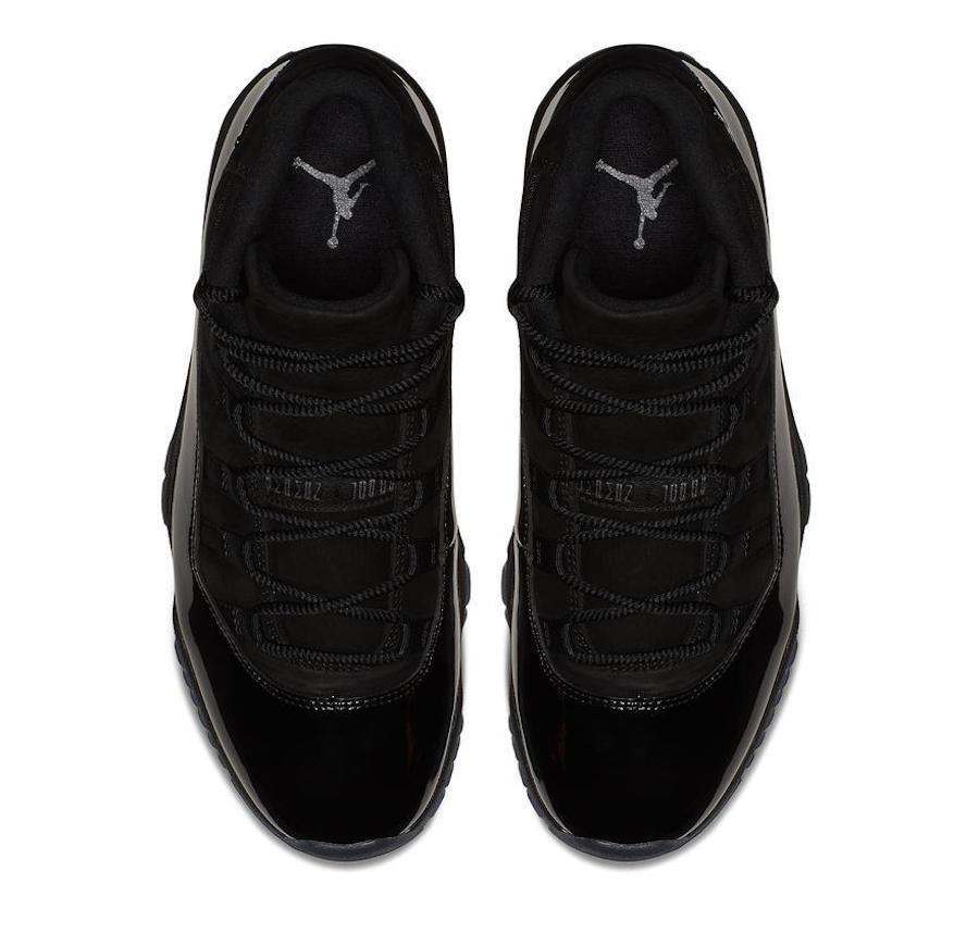 72e9cd349902c4 Air Jordan 11 Triple Black