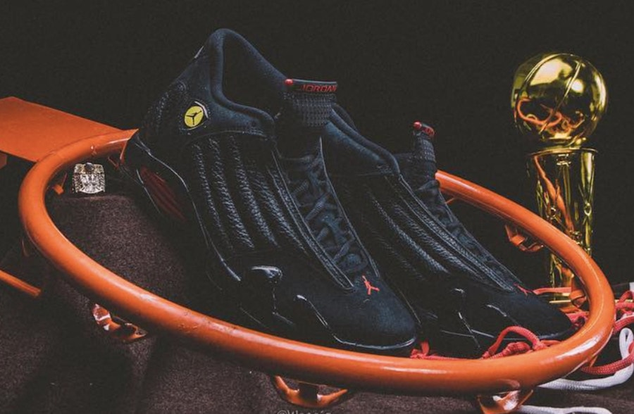 """b5365c5f9c4 What the Air Jordan 14 """"Last Shot"""" Means to Basketball"""
