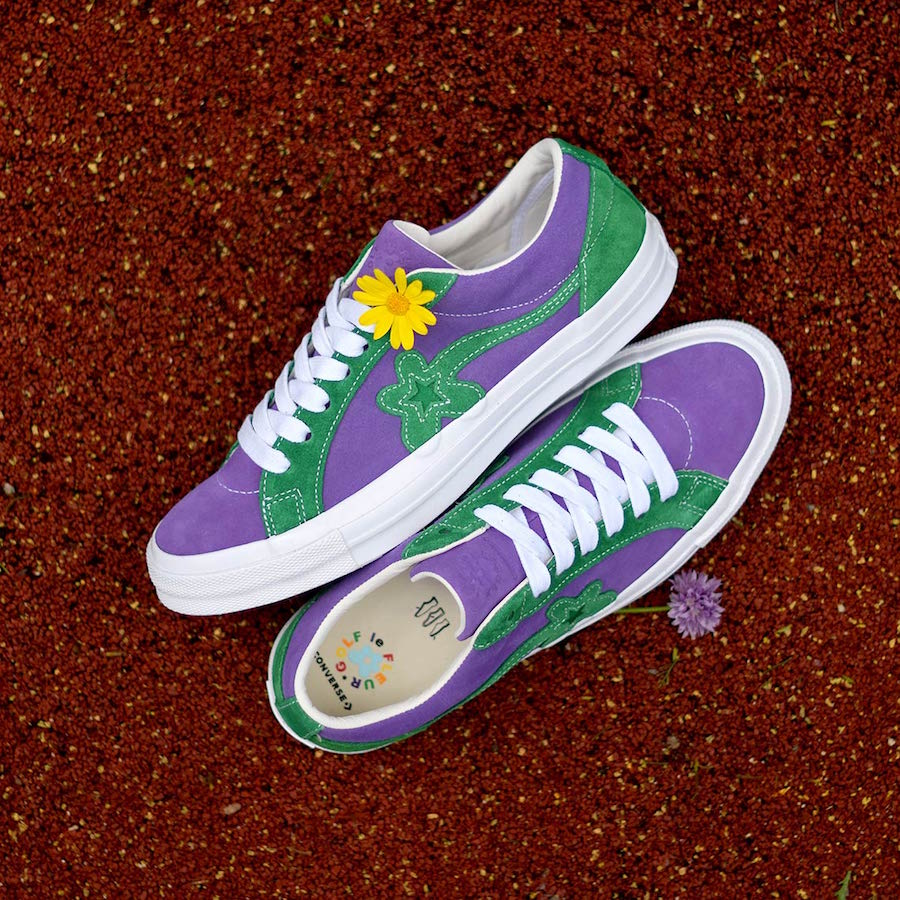 ad7118f35867 Converse Golf Le Fleur Two-Tone Pack Release Info - JustFreshKicks