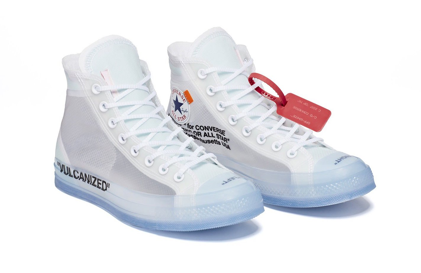 bce2d157226d OFF-WHITE x Converse Chuck 70 Online Links   Raffles - JustFreshKicks