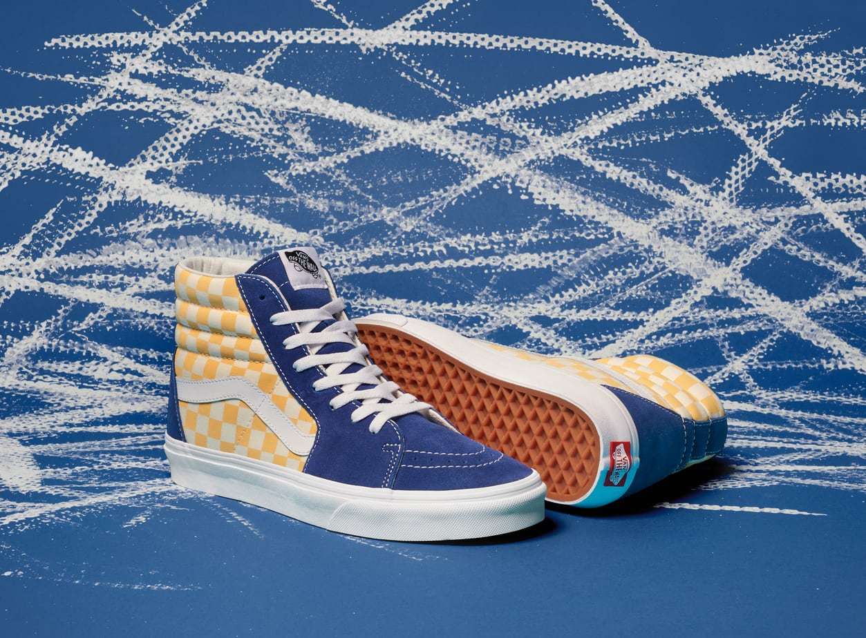 """5867fe6163ec Check out the early images of the Vans """"BMX Checkerboard"""" collection below"""