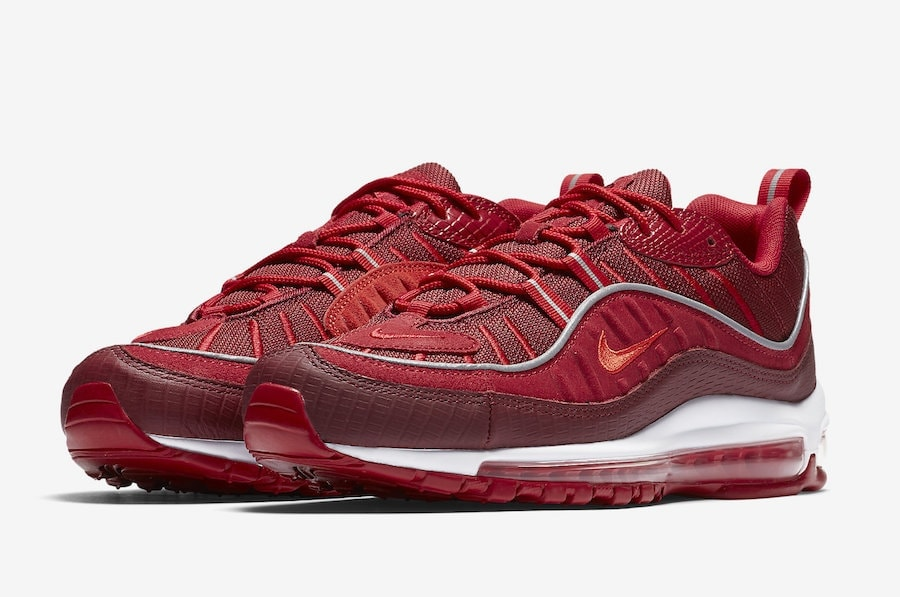 sports shoes 96d45 0e0ed 50% off nike air max 98 gym red release info justfreshkicks 3bd00 12744