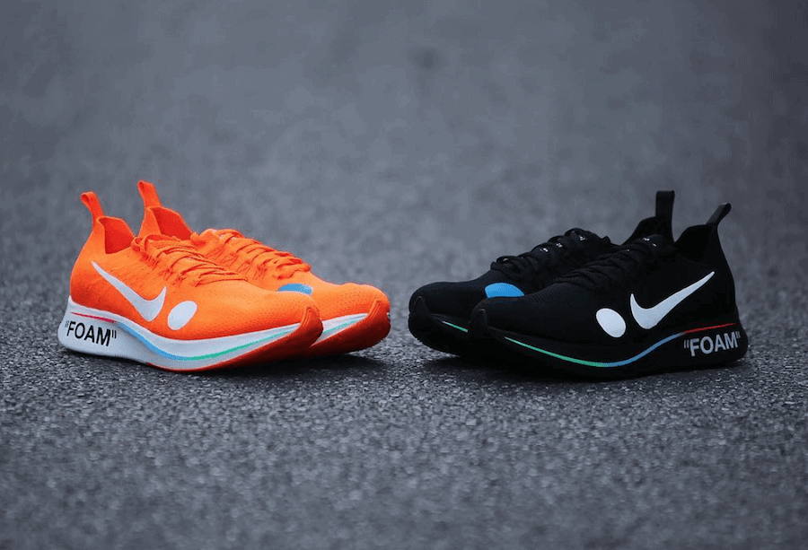 fe5be0fe28b0 Off-White x Nike Zoom Fly Mercurial Release Info - JustFreshKicks
