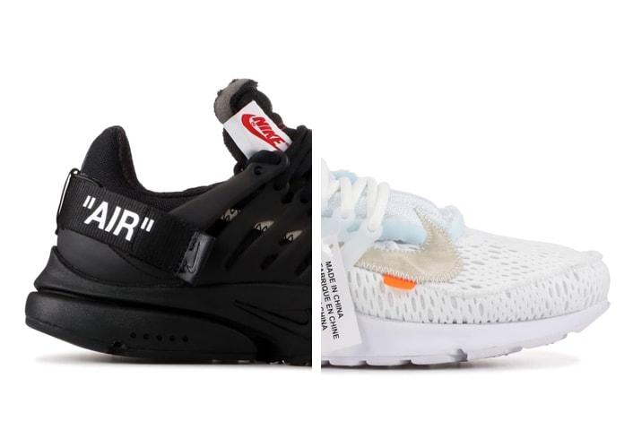 tribu templo unidad  Off-White x Nike Air Presto B&W Pack Drop Info - JustFreshKicks
