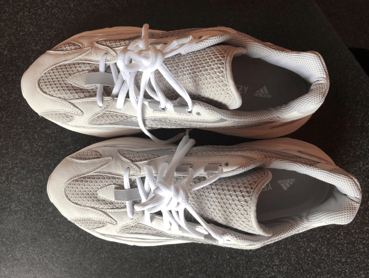 d99e42f639e Kanye Shares the adidas Yeezy Boost 700 V2 - JustFreshKicks