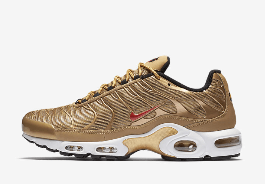 """hot sale online 02d78 3c5cb The Nike Air Max """"Metallic Gold"""" Collection Returns Next Week"""