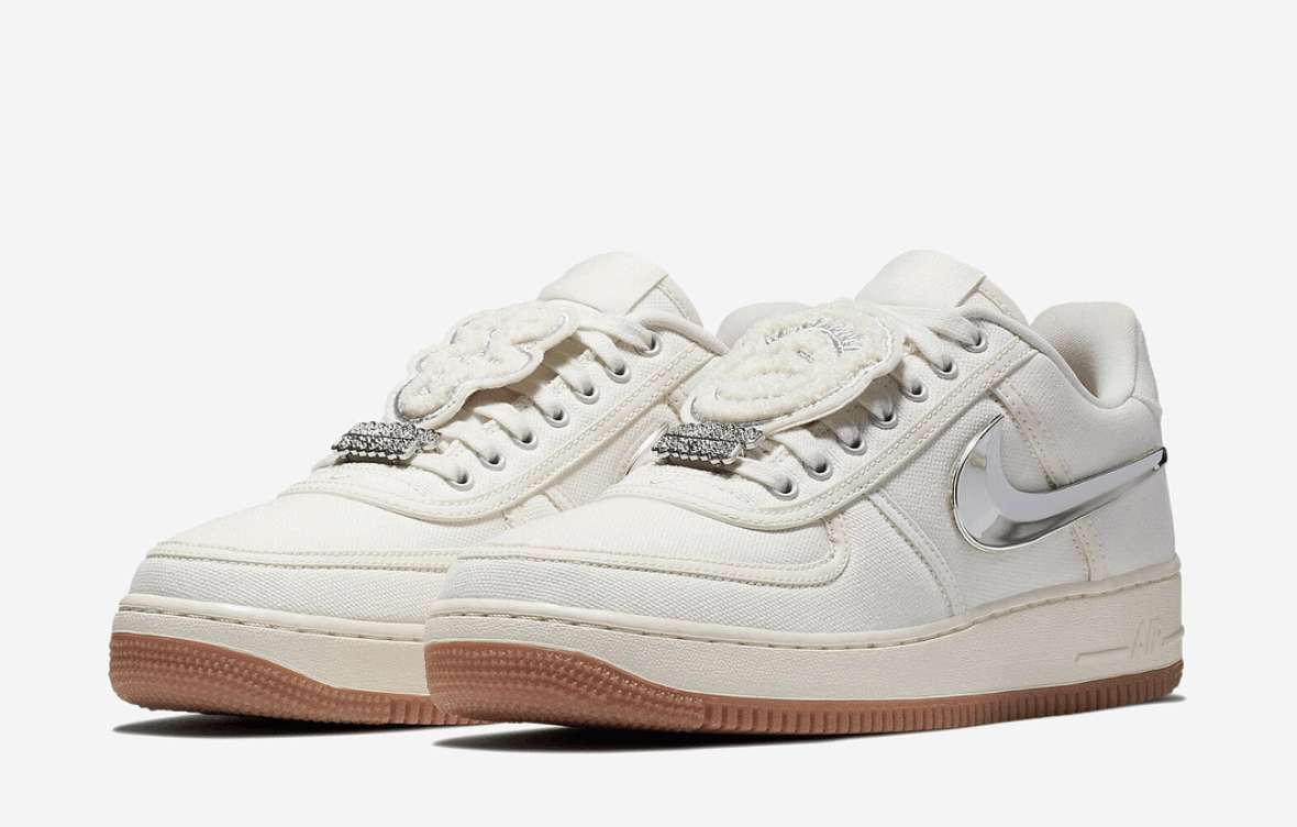 low priced f8da9 fb328 Travis Scott and Nike are starting off their collaborative partnership the  right way. After the singer s first Air Force 1 Low was one of the hottest  ...