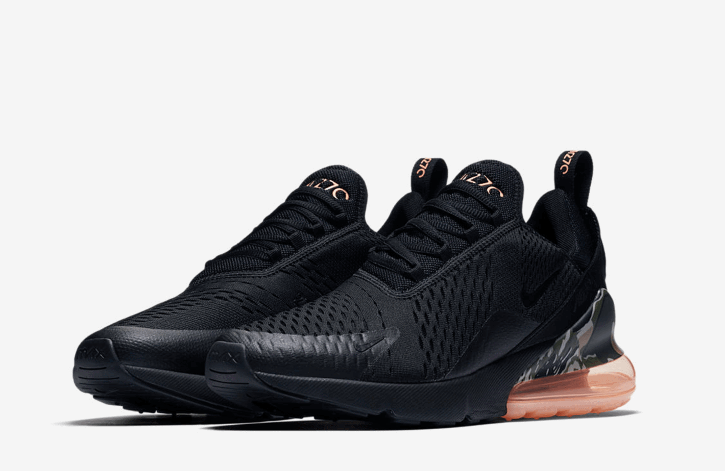 "The Nike Air Max 270 Goes Bold With a New ""Camo Sunset"" Colorway 9e8906fb6"