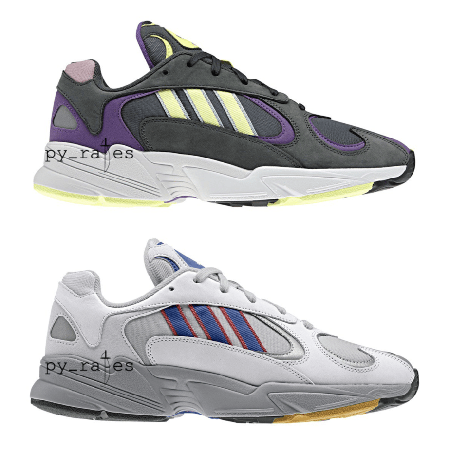 b9a7f9ea0b7 Check out the early images below for a better look at the new adidas Yung-1  colorways