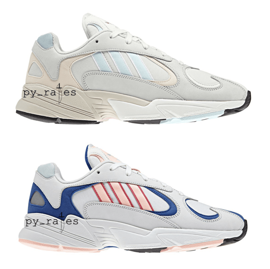 0289791ecad The post The adidas Yung-1 Leaks in Six New Colorways Coming in 2018  appeared first on JustFreshKicks.