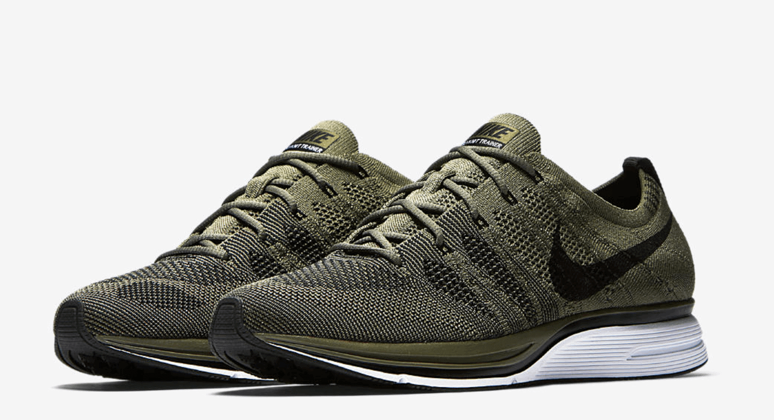 dac03b65e529f The Nike Flyknit Trainer is making a comeback this year. After a less than  stellar return to glory last year