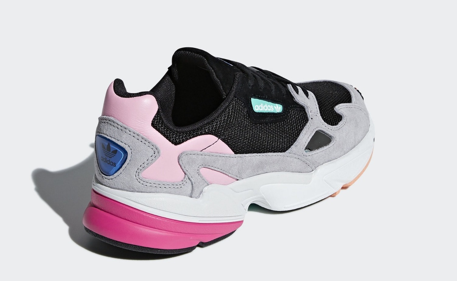 womens adidas falcon trainers