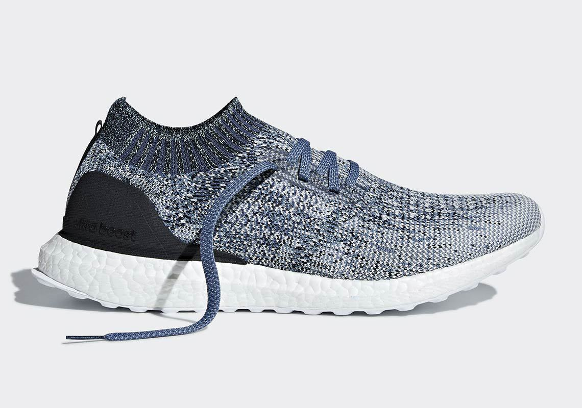 9a5fe76ad2b16 ... Parley and adidas released their first Recycled Ocean Plastic sneaker.  Now