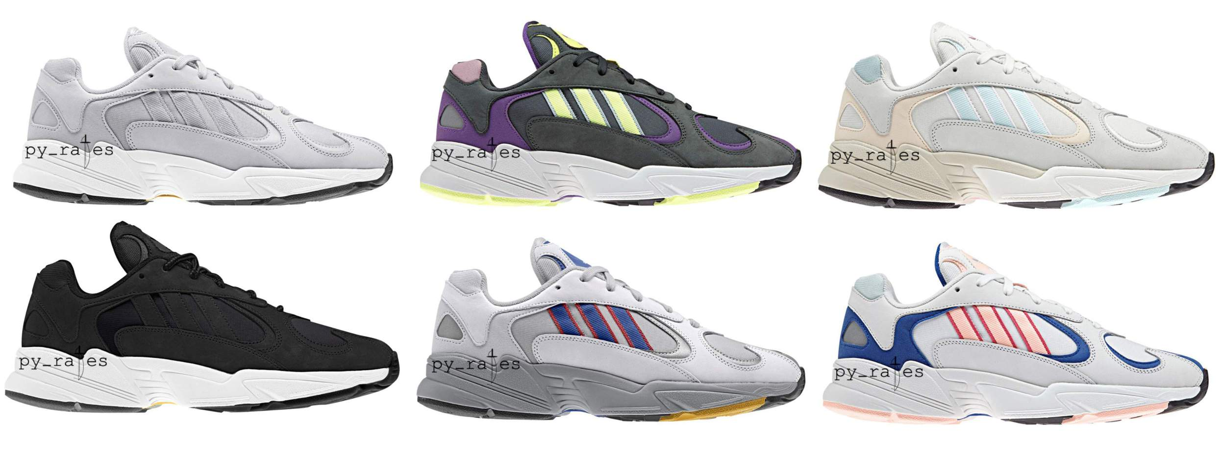 adidas Yung-1 Leaked in Six Colorways - JustFreshKicks 5efc99d91