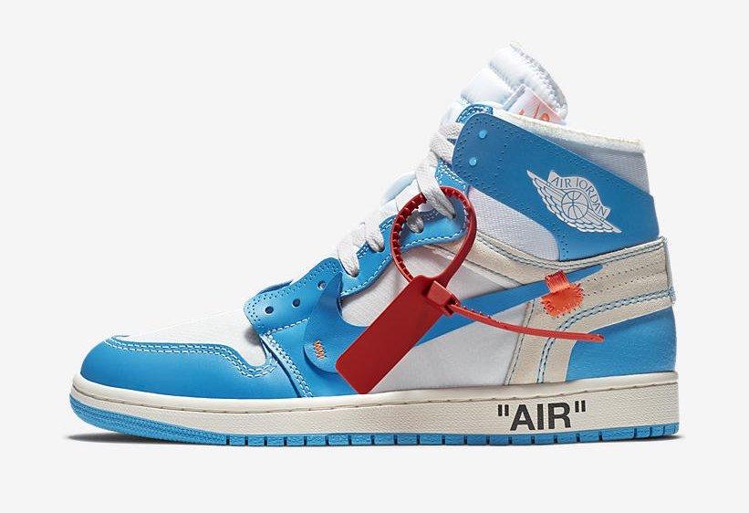 04b59460ae7c1 OFF-WHITE x Air Jordan 1 High