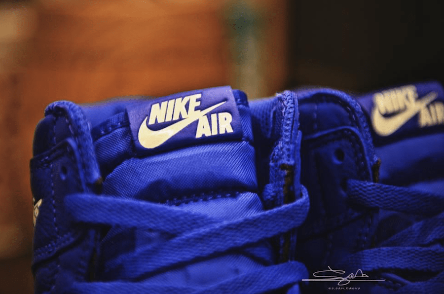 """sports shoes 6fdf4 d12ed Air Jordan 1 Retro High OG """"He Got Game"""" Release Date  July 7th, 2018.  Price   160. Color  Hyper Royal Sail Style Code  555088-401"""