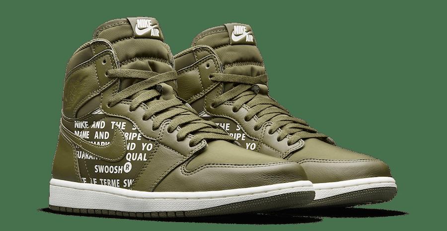 promoción negar responsabilidad  Air Jordan 1 High OG