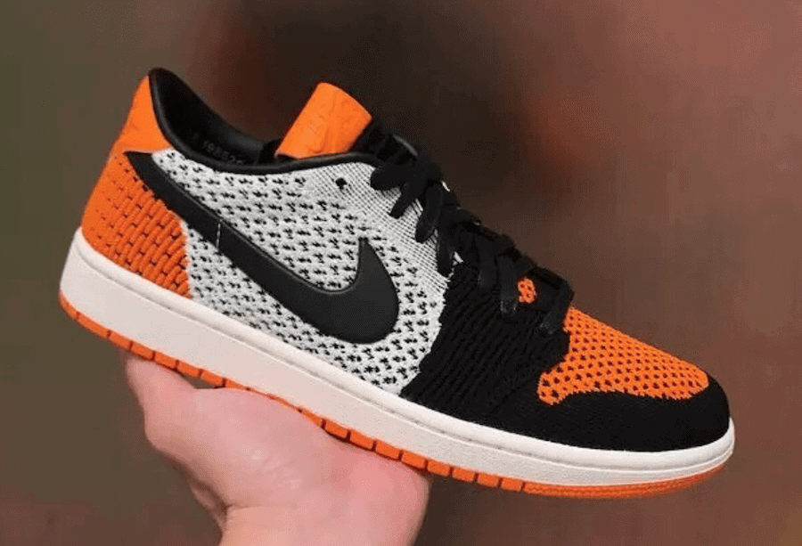 "8436a950fe0c The Air Jordan 1 Flyknit Gets a Low Makeover With an ""SBB"" Twist"
