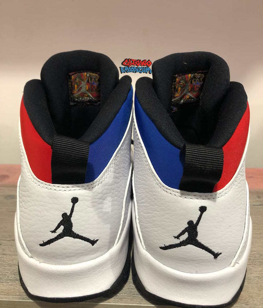 online store 3b61d 7f01f italy air jordan 10 red and white 172cb 3fef8