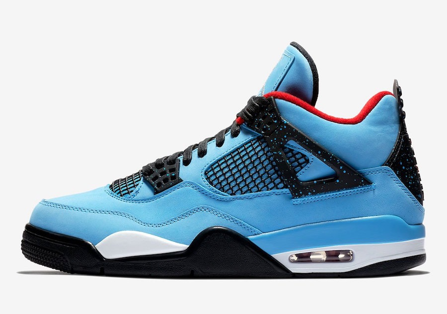 "b1fc6376de54 The highly anticipated Travis Scott x Air Jordan 4 ""Cactus Jack"" is set to  release Saturday"