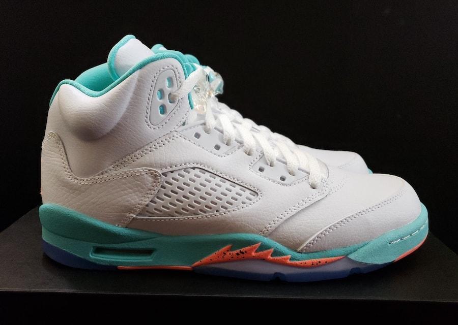 5585784126a Air Jordan 5 GS