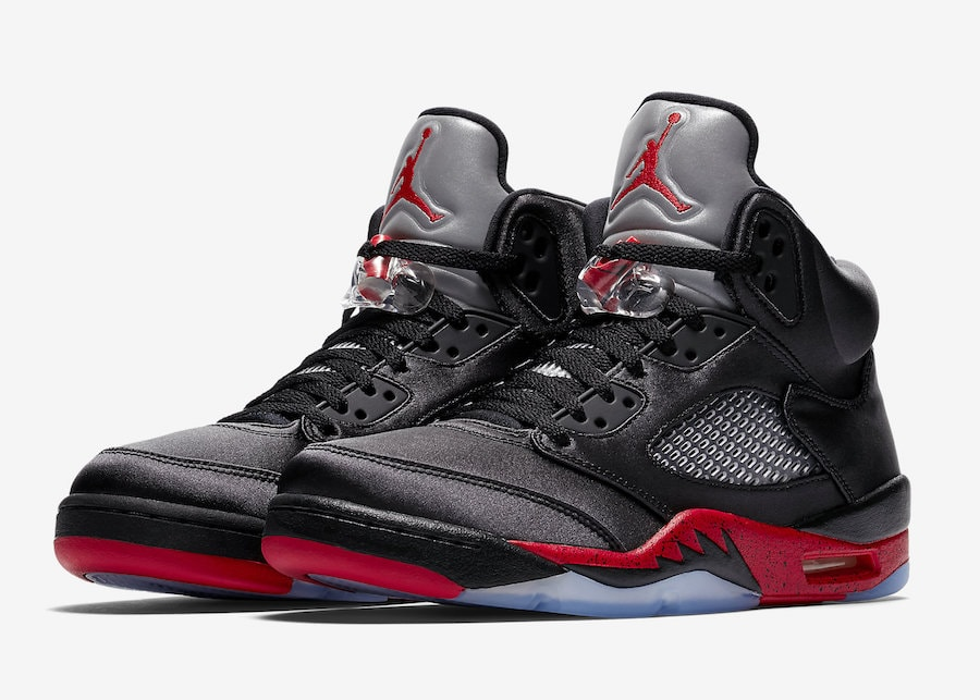 Air Jordan 5 Satin Bred Release Info Justfreshkicks