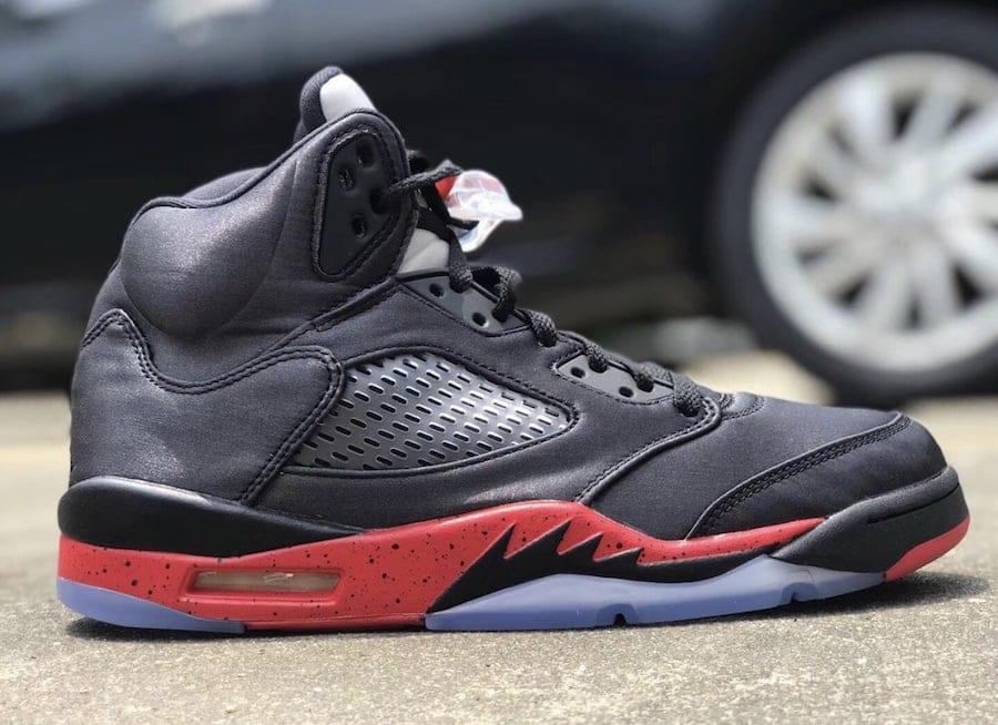 sports shoes 3f749 52892 Air Jordan 5 Satin