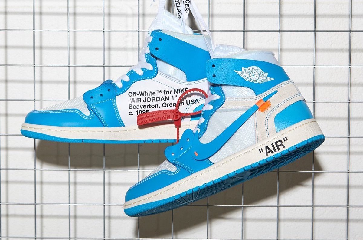 fb498337bccf OFF-WHITE x Air Jordan 1 High