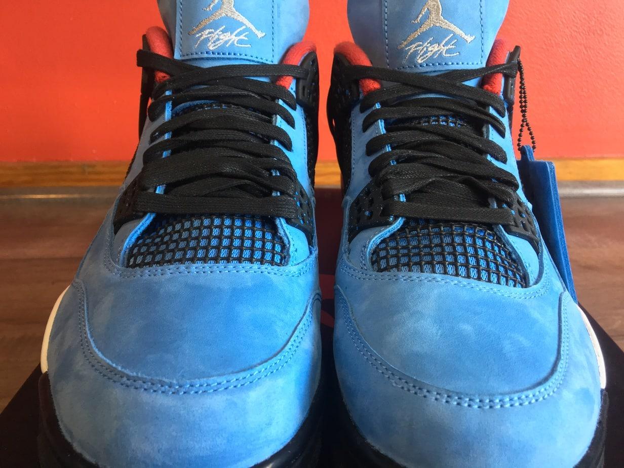 91a5285b9 Travis Scott x Air Jordan 4