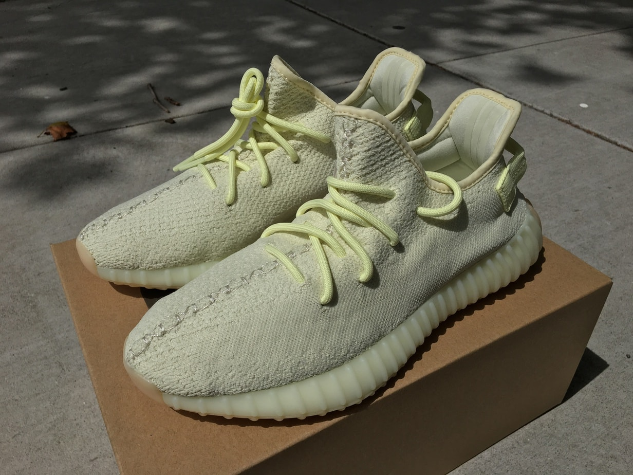 "6736807fbb9 adidas Yeezy Boost 350 V2 ""Butter"" Release Date  June 30th"