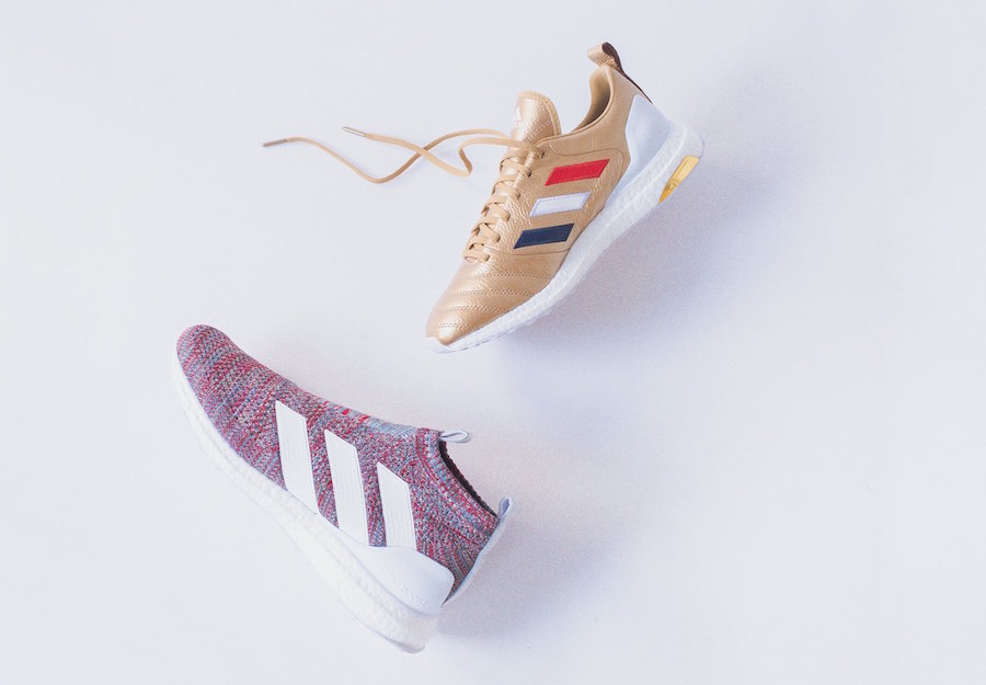 4dbfd0072ad Kith and adidas Finally Unveil Chapter 3 in Their Collaborative Soccer  Collection