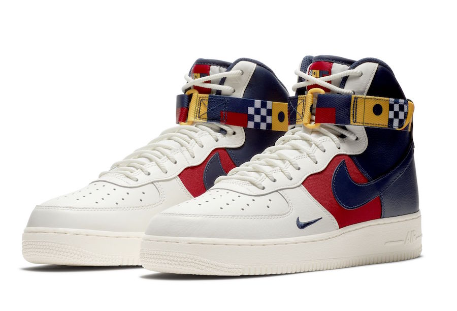 best sneakers c5c4a b6d7f Nike s Air Force 1 has been around almost as long as the brand itself. Originally  debuted as a basketball sneaker, the AF1, or Uptown, is ready to launch ...