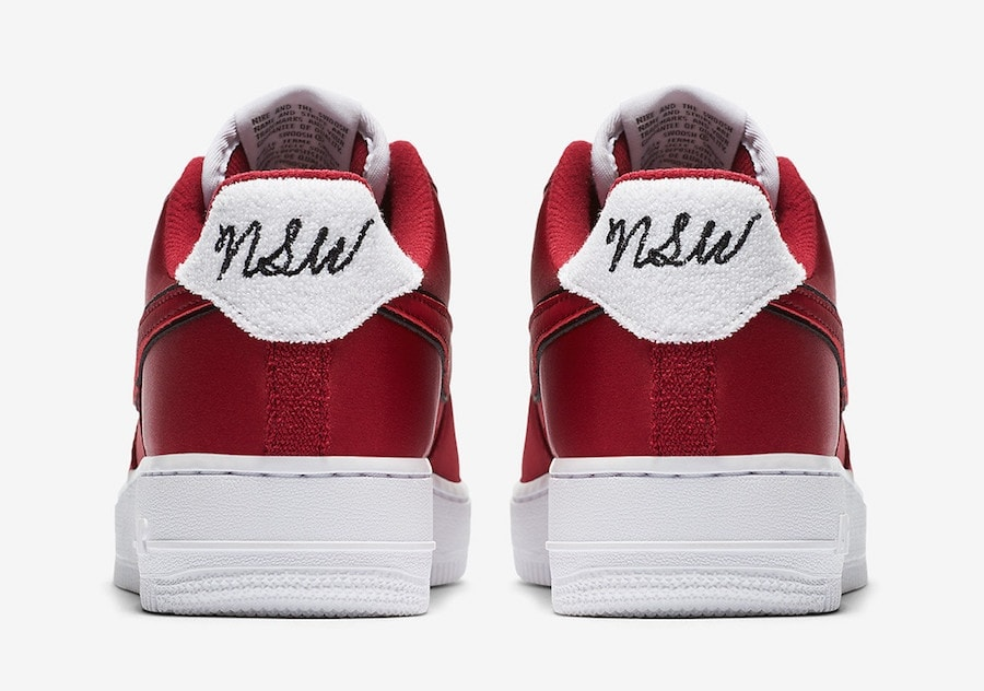 Nike Air Force 1 Low Nsw Pack First Look Justfreshkicks