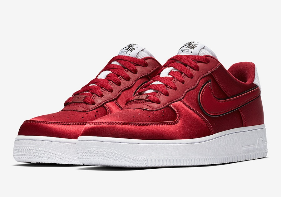 "8ed94f7d769ed Nike Air Force 1 Low ""NSW"" Red Release Date  Coming Soon Price   120. Style  Code  AA0287-602"