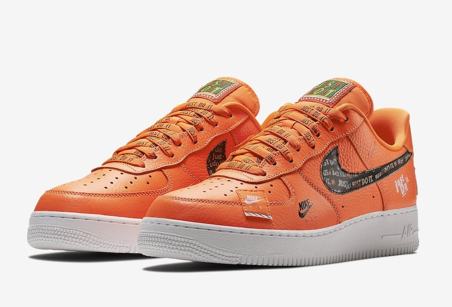 "Nike Adds the Air Force 1 Low to The Upcoming ""Just Do It"" Collection  24e5526cff73"