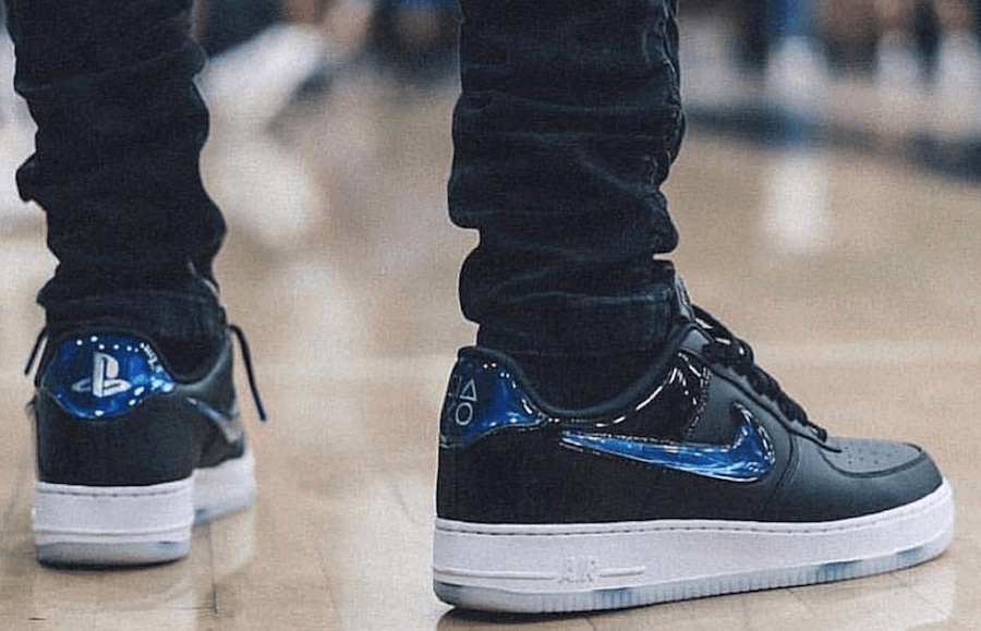 4928513356f9 Playstation x Nike Air Force 1 E3 2018 Release Details - JustFreshKicks