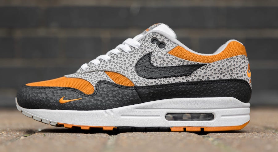 "new style dc4a2 d23d1 Debuts Part Two Of Their Nike ""Safari"" Pack with the Air Max 1"