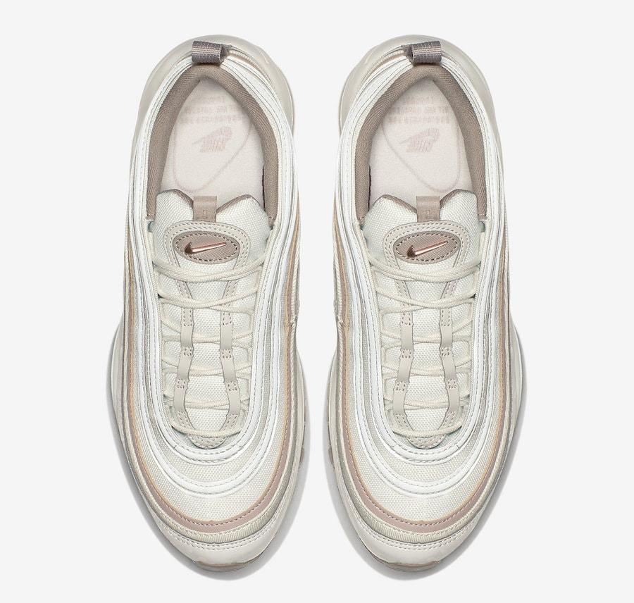 5c936a7849ed Nike Air Max 97 Premium Release Date  June 2018. Price   160. Color  Light  Bone Diffused Taupe-Sepia Stone Style Code  917646-004
