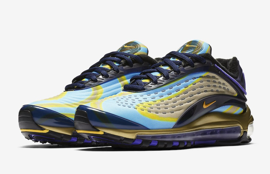 best sneakers e4486 ed233 Nike is on a run of revitalizing some of their classic models. The latest  silhouette to surface online in new retro fashion is 1999 s Air Max Deluxe,  ...
