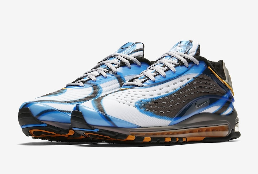 newest 3576e 2d17a ... cheap nike air max deluxe photo blue release date august 10th 2018.  price 180.