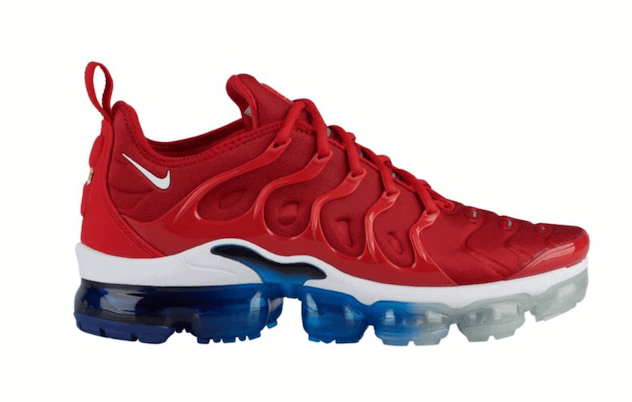 Nike's Air Vapormax Plus has become a sleeper hit since it first release at the beginning of 2018. Now, the Swoosh is decorating the futuristic sneaker with ...