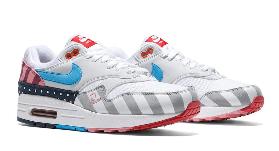 248144a238a discount unboxing parra nike air max 1 fa6a8 bd5a4  inexpensive piet parra  and nike are legendary partners in the sneaker scene. every swoosh shoe