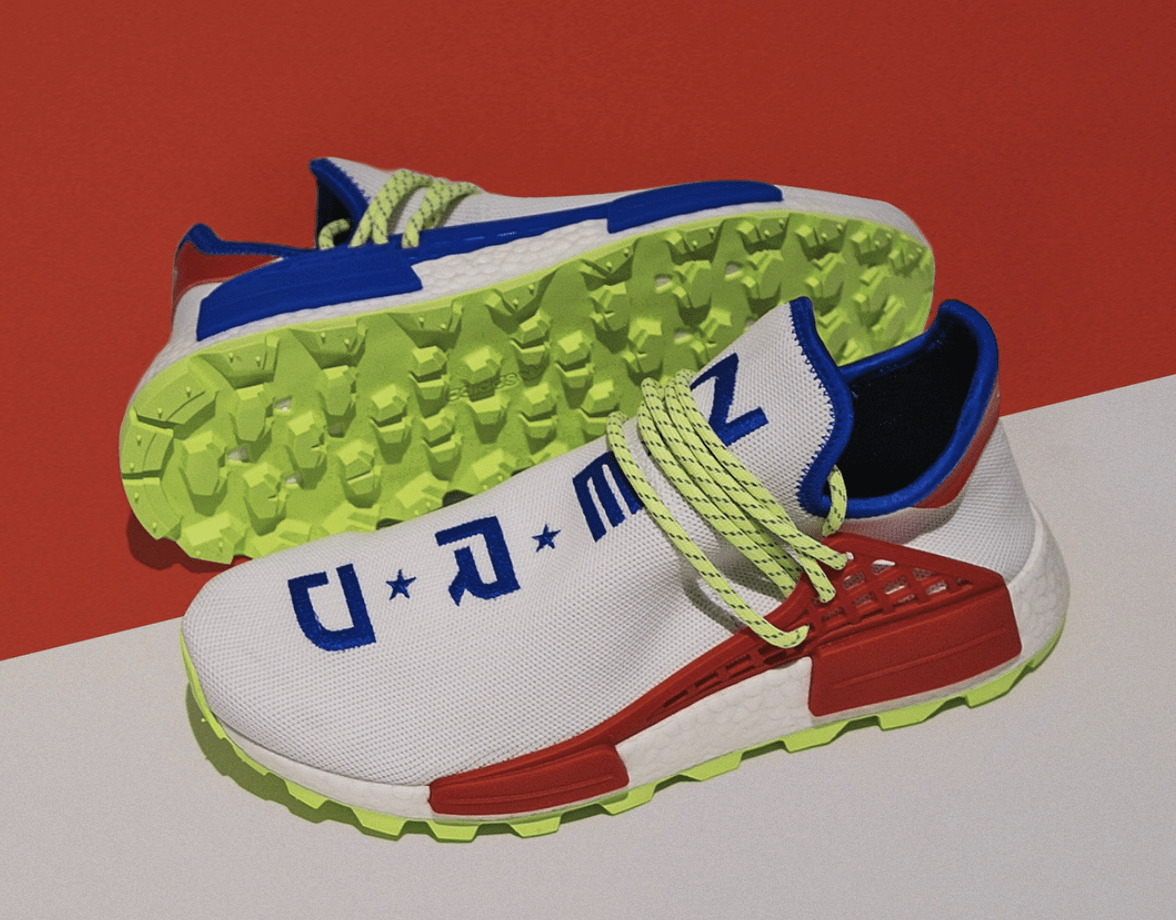 19c7fc4a1c3c7 PHARRELL X ADIDAS HU NMD N.E.R.D. VIRGINIA EXCLUSIVE RELEASE INFORMATION