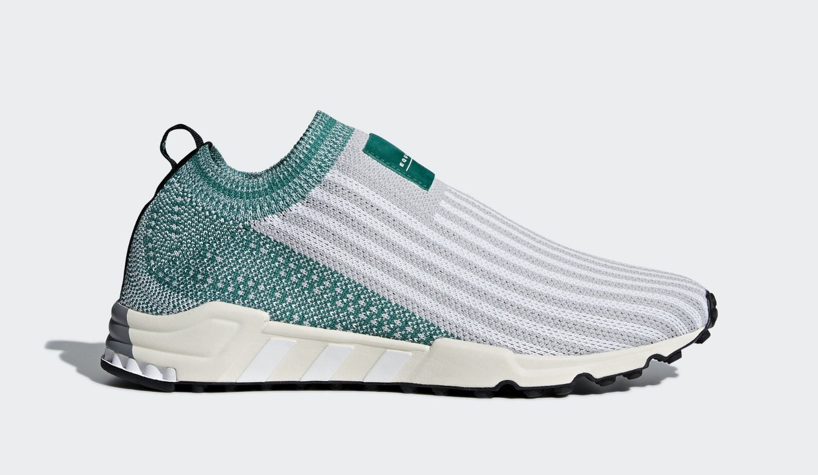 b1281f6462ad adidas EQT Support SK Primeknit Release Date  Coming Soon Color  Grey  Two FTWR White Sub Green Style Code  AQ1032
