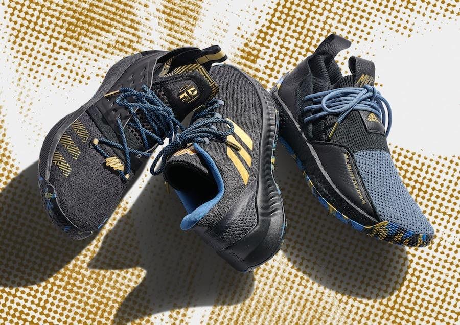 0a8438815e0 James Harden x adidas
