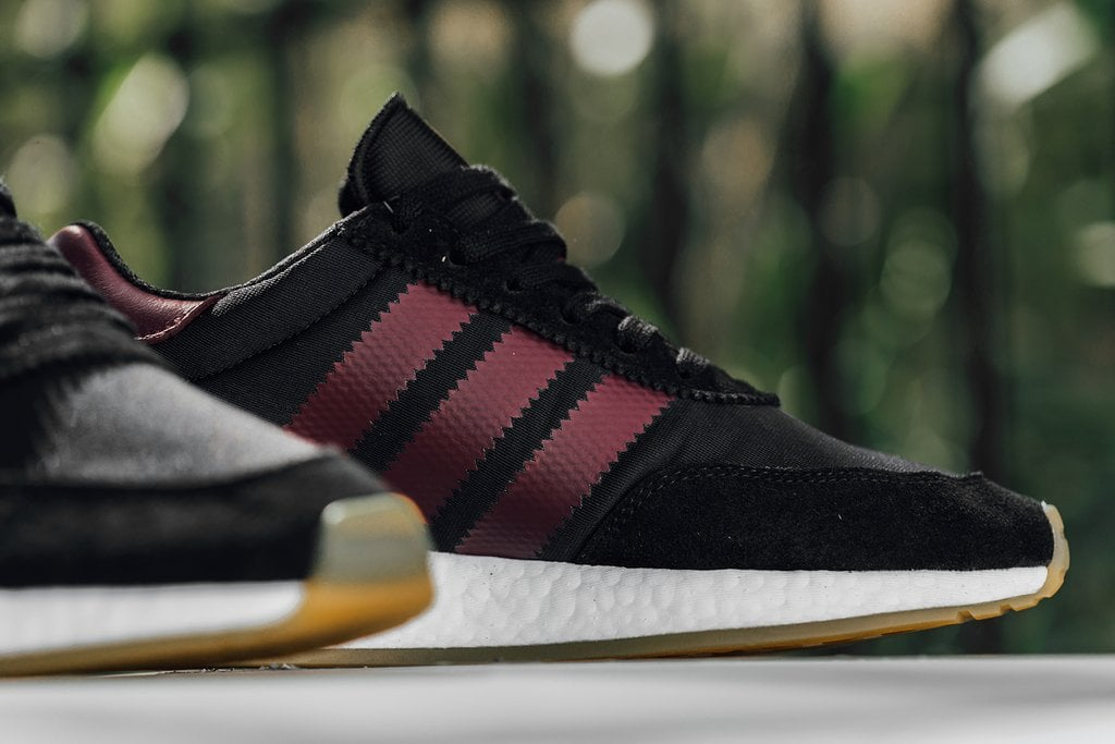 adidas I-5923. Release Date  Available Now Price   130. Color  Core Black Collegiate  Burgundy FTWR White Style Code  BY9727 60a741dbb