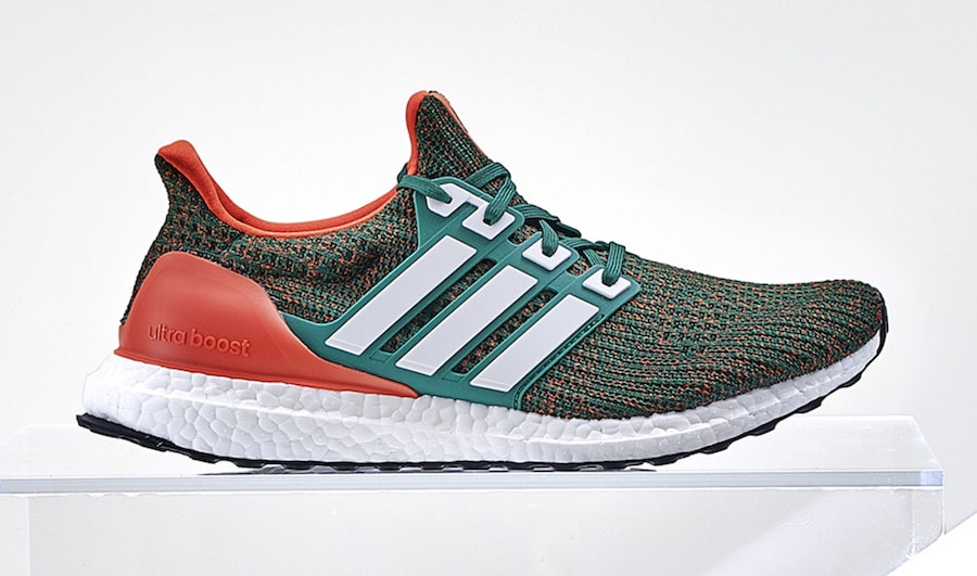 "b22d310d5 The adidas Ultra Boost 4.0 Takes On The Legendary ""Miami"" Colorway for Boost  Week"