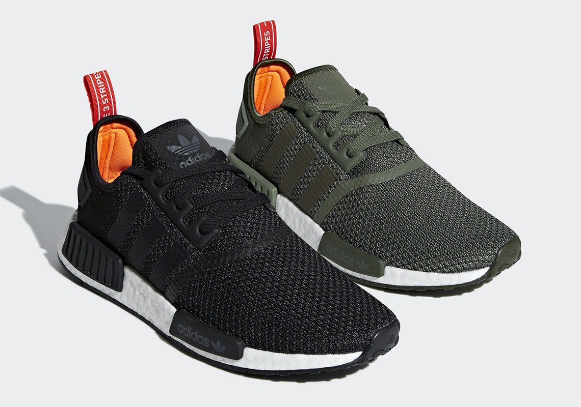 The team at adidas Originals loves to take inspiration from some of the most inane sources. This month, we have our first look at two new NMD_R1 sneakers ...